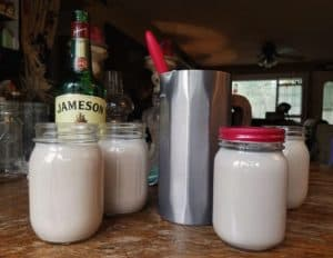How To Make Homemade Irish Cream Liquor – full flavor deliciousness in one cup