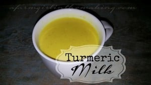 An Easy Recipe For Making Turmeric Milk