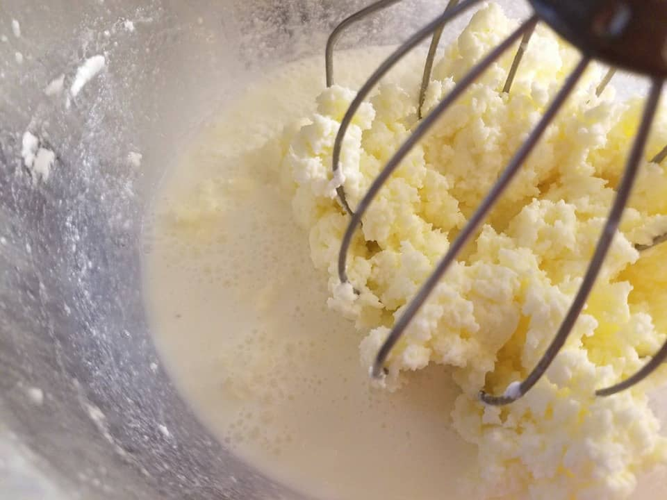 homemade cultured butter