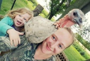 The truth about raising turkeys