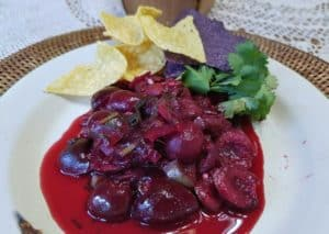 Homemade Cherry Salsa – How to Can or Eat Fresh