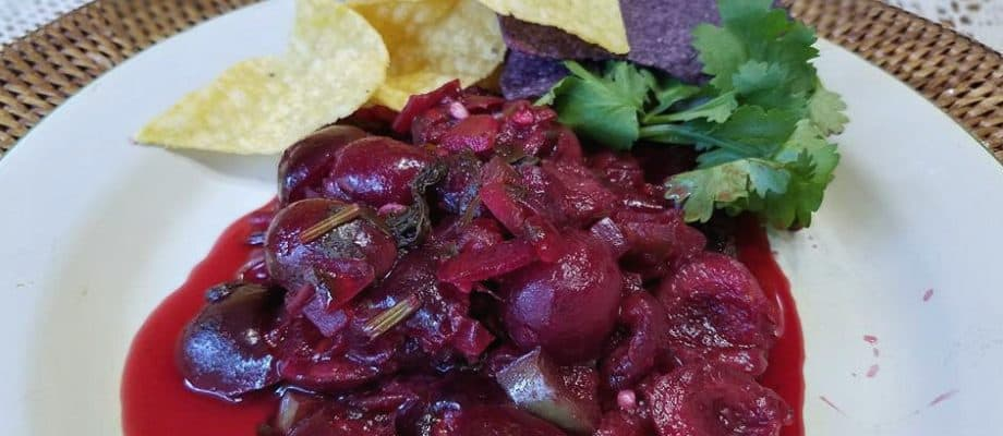how to can cherry salsa
