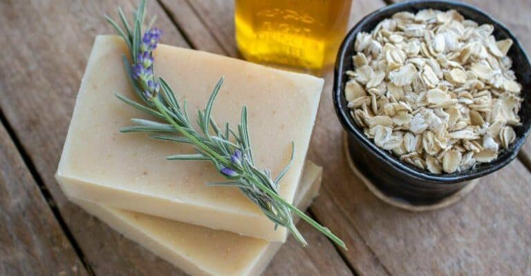 Oatmeal Honey Soap – a great soap for beginners