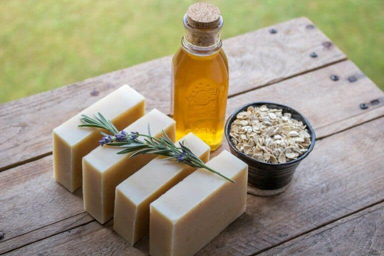 Oatmeal Honey Soap - a Soap for