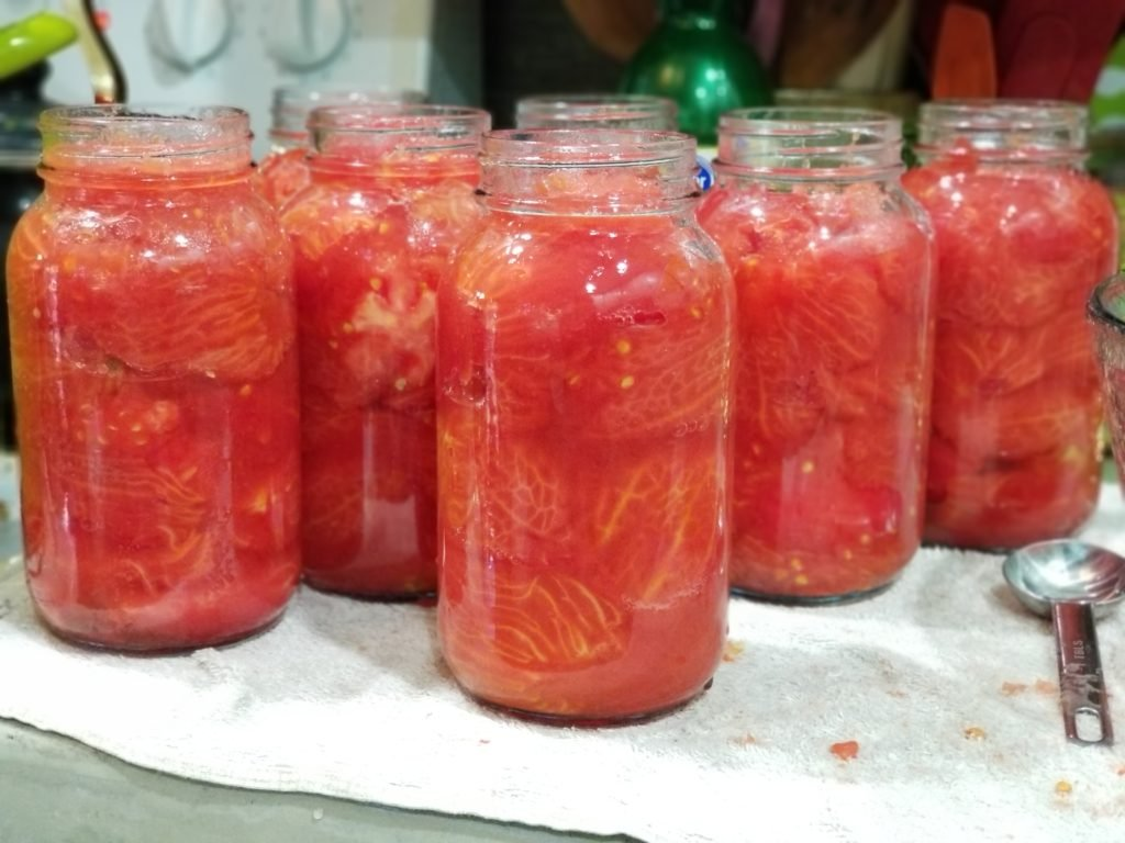 Canning Tomatoes – A Step by Step Guide (with Video)