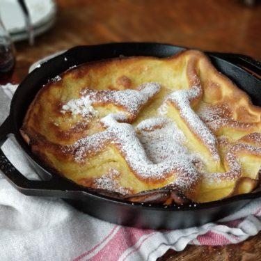 dutch baby pancake recipe