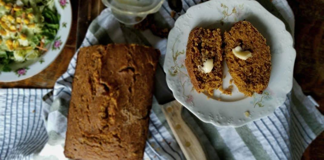 Pinto Bean Bread   A Hearty Recipe
