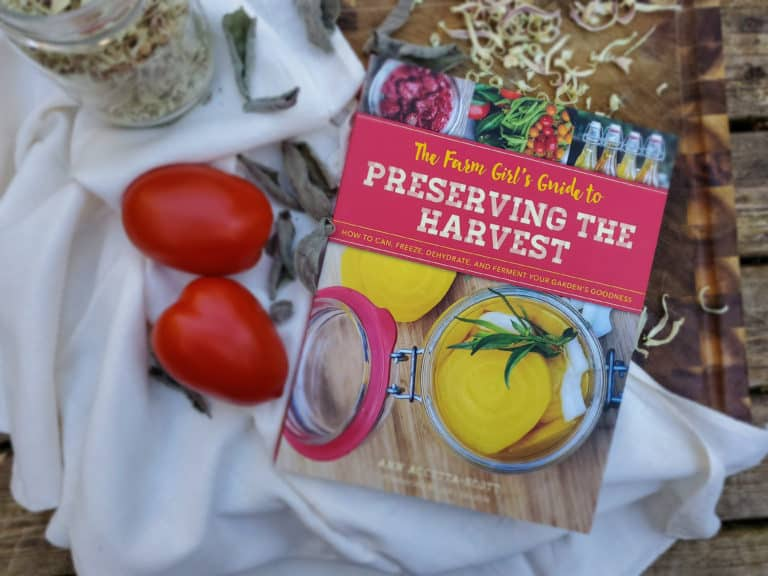 Preserving the Harvest - My New Book!