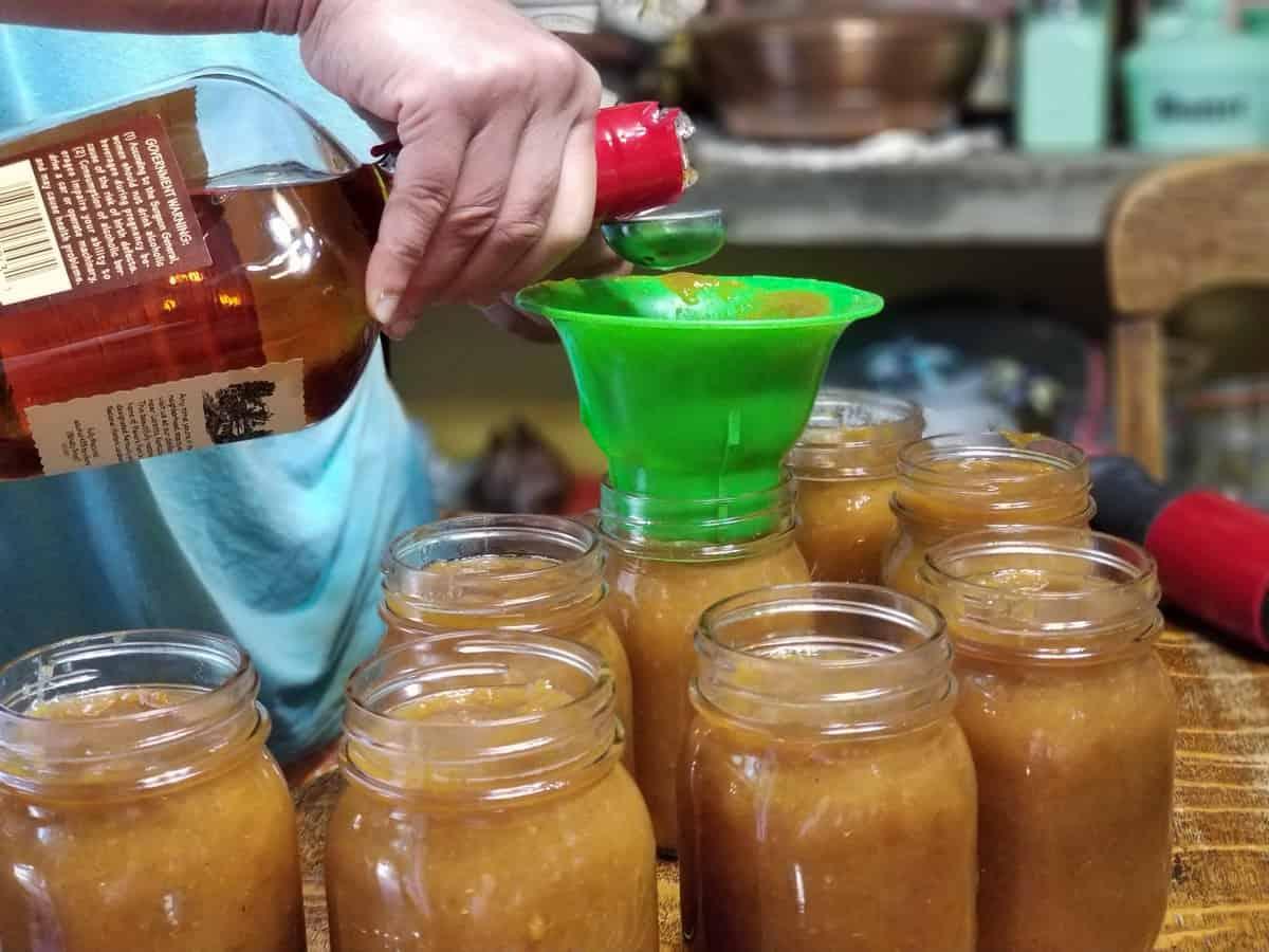 canning bbq sauce
