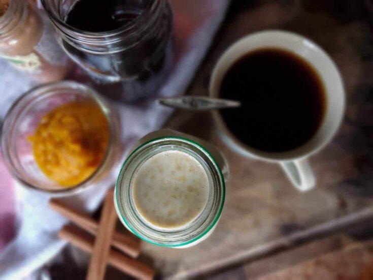 Pumpkin Spice Coffee Creamer Recipe