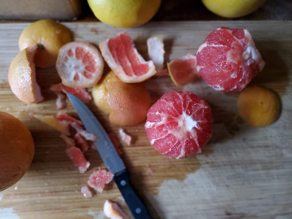 how to can grapefruit