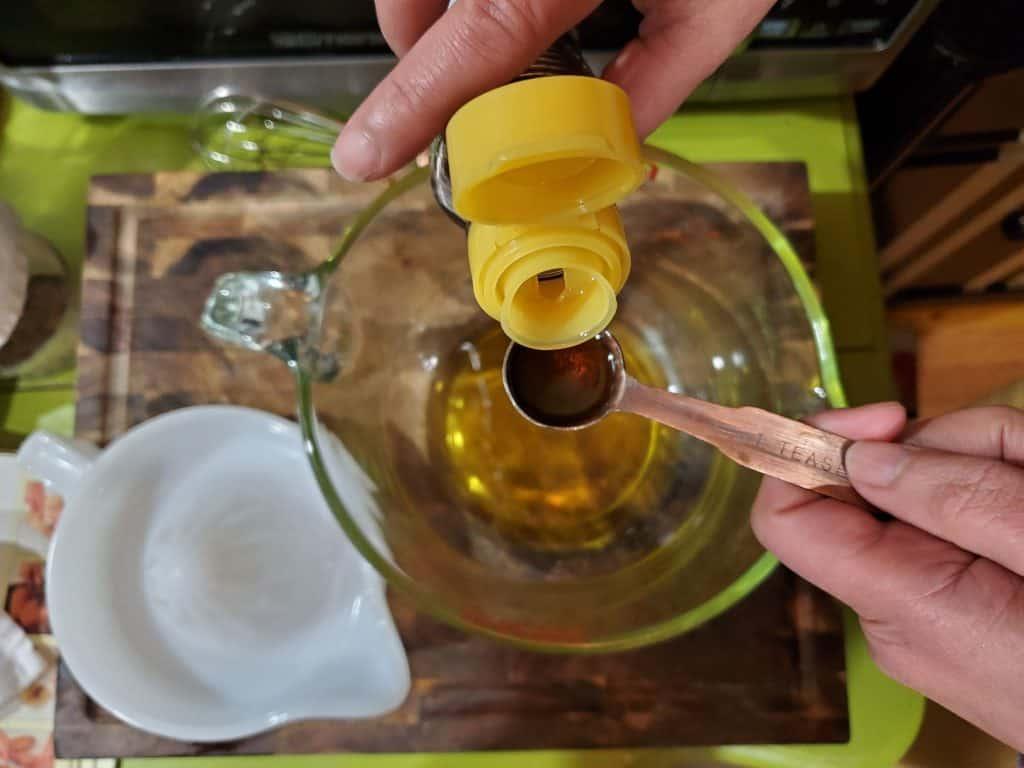 ginger lime dressing
