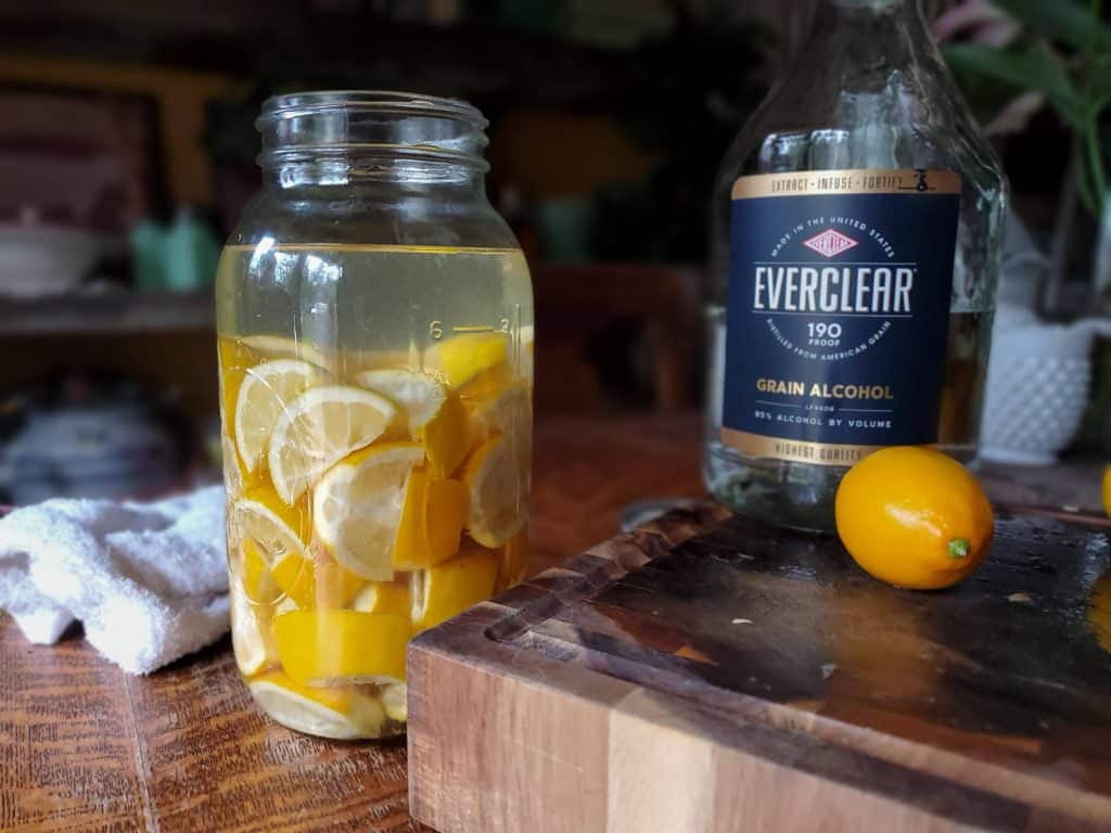 best limoncello recipe