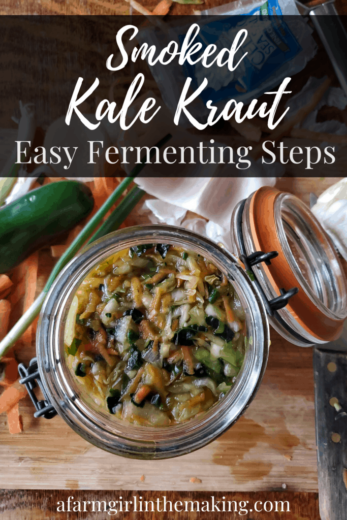 kale kraut recipe
