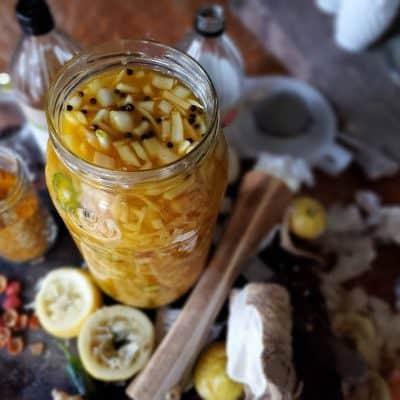 Fire Cider Recipe   Immune Boosting Goodness
