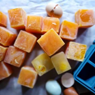 How to Freeze Fresh Eggs with these Two Easy Steps