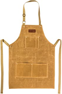 a work apron is a great practical gift for homesteading kids