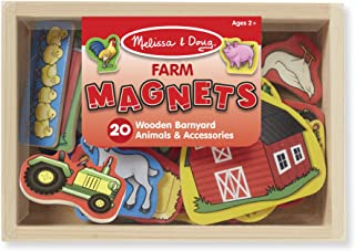 farm magnets make great gifts for homesteading kids