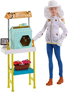 gifts for homesteading kids bee keeper barbie