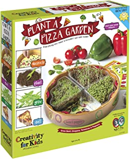 a pizza herb garden is gifts for farm kids