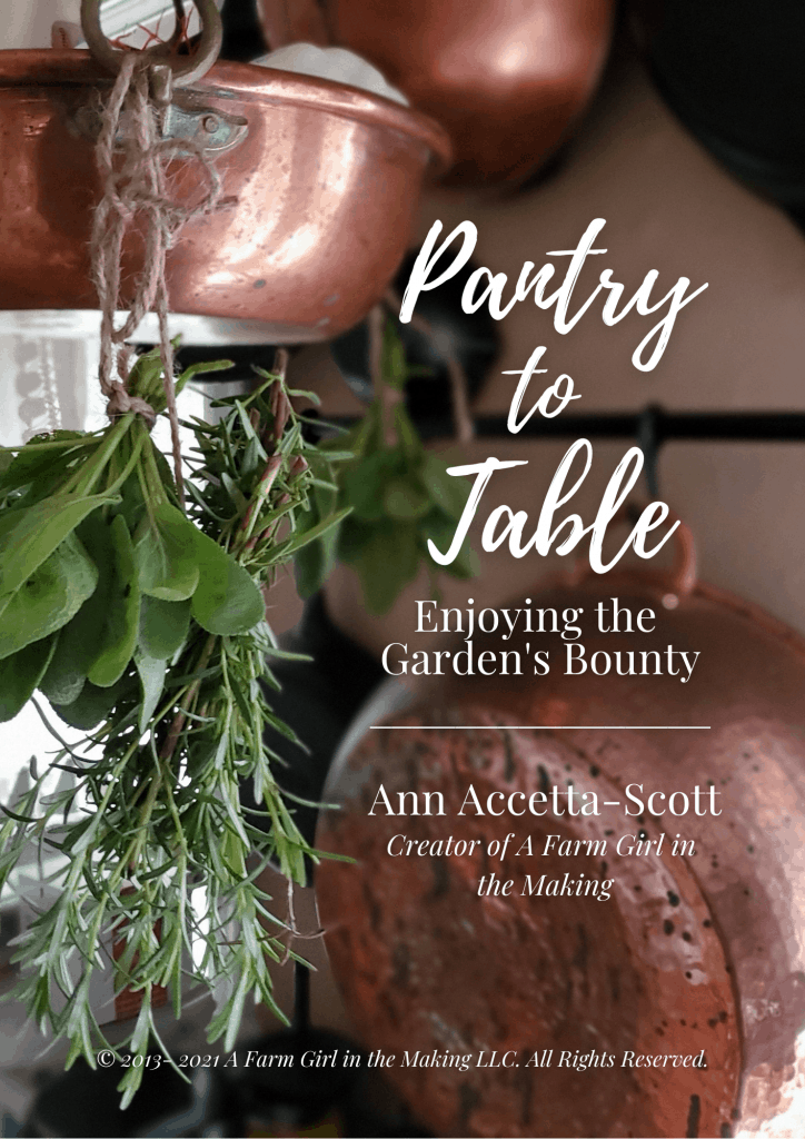 pantry to table